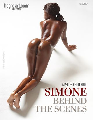 Simone Behind the Scenes