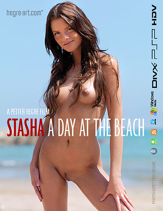 Stasha A Day At The Beach