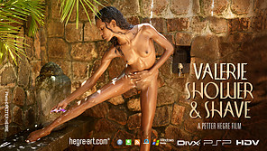 Valerie Shower and Shave