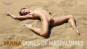 Yanna Dunes de Maspalomas