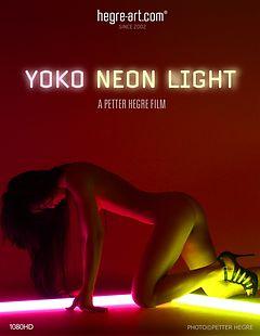 Yoko Neon Light