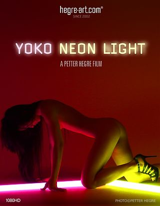 Yoko Neon Light