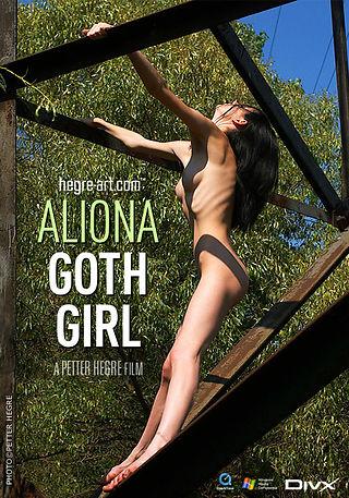 Aliona Chica gótica