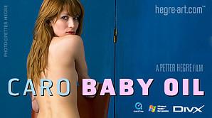 Caro Huile pour bébé