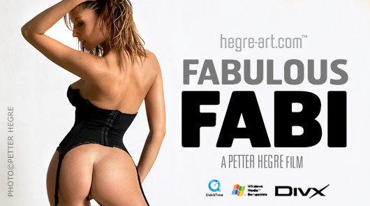 Fabulosa Fabi