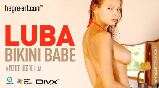 Luba - Bikini Babe