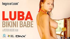 Luba - Bikinibabe