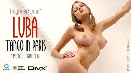 Luba Tango In Paris