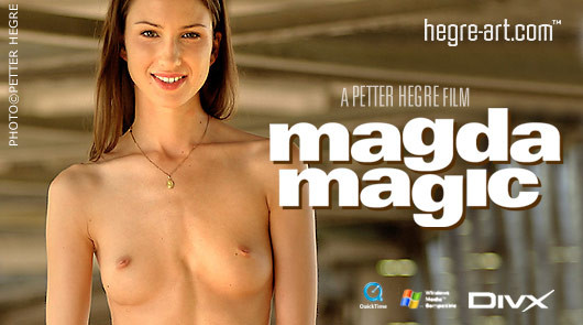 Magda magic