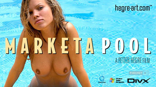 Marketa  - Piscine