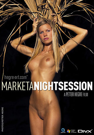 Marketa night session