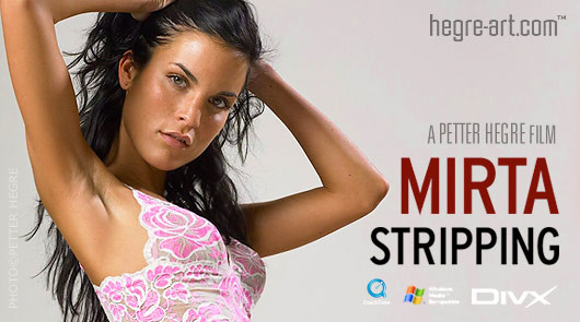 Mirta Striptease