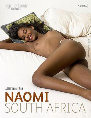 Naomi Afrique du Sud