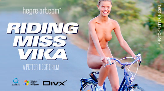Riding Miss Vika