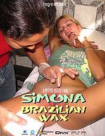 Simona - Brasilianische Wachskur