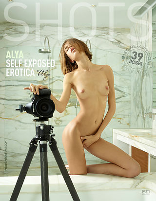 Alya self exposed erotica