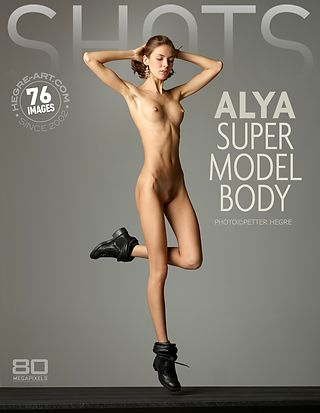 Alya super model body
