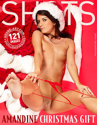 Amandine regalo navideño