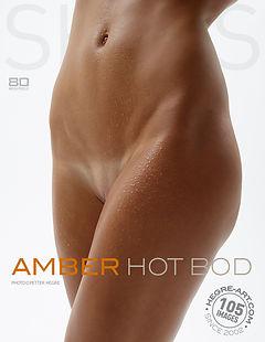 Amber heißer Körper