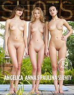 Angelica, Anna S, Paulina serenidad
