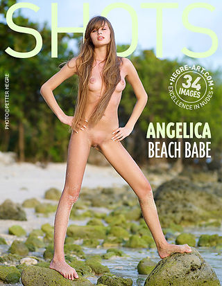 Angelica beach babe