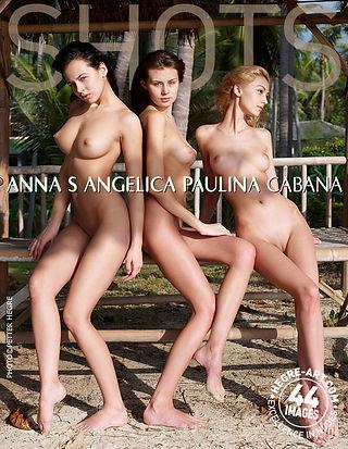 Anna S. Angelica Paulina cabana
