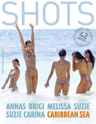 Anna S Brigi Melissa Suzie Suzie Carina Karibik