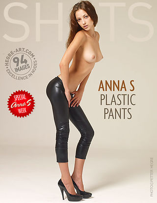 Anna S plastic pants