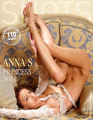 Anna S. princess sofa