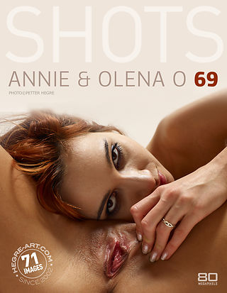 Annie and Olena O 69
