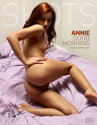 Annie good morning