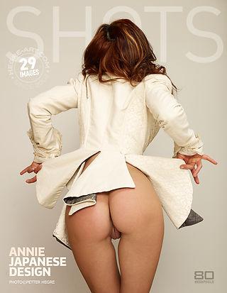 Annie design japonais