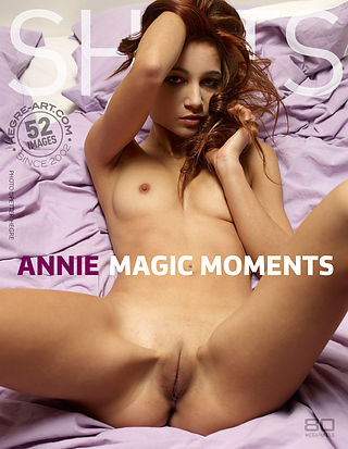 Annie magic moments