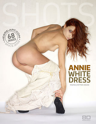 Annie white dress