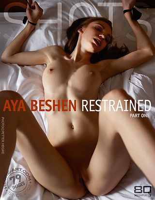 Aya Beshen restrained part1