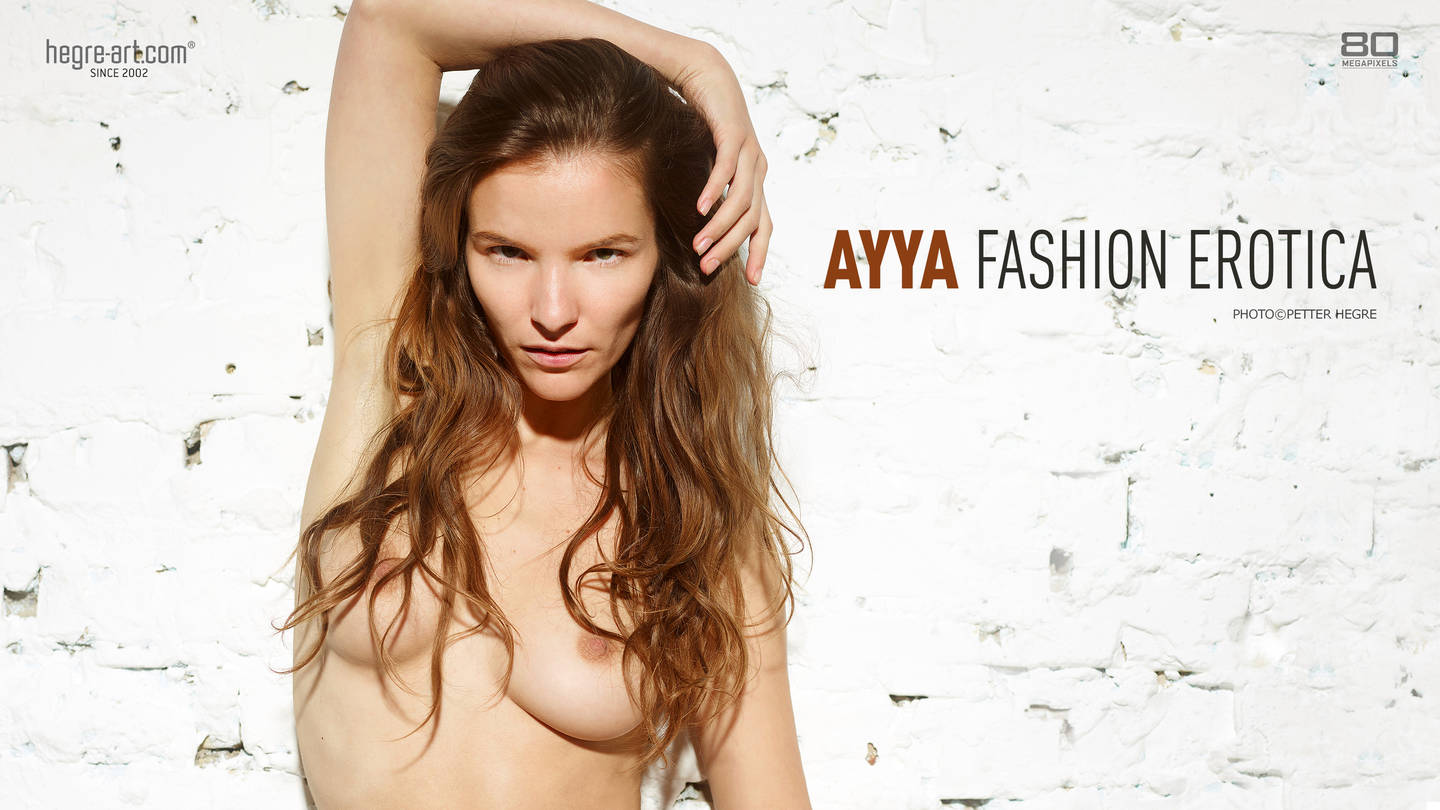 siterip episode Ayya fashion erotica Hegre-Art