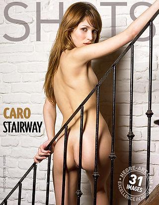 Caro stairway
