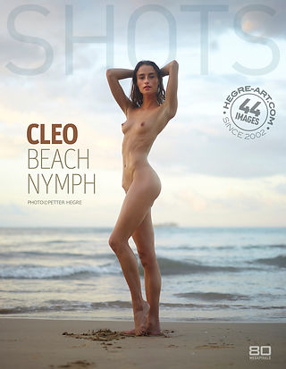 Cleo beach nymph
