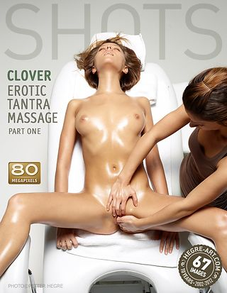 Clover erotic tantra massage part1
