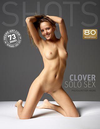 Clover solo sex
