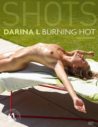 Darina L burning hot