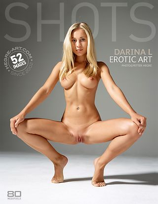 Darina L erotic art
