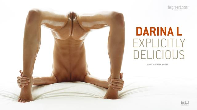 Darina L explicitly delicious