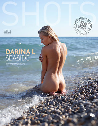 Darina L seaside