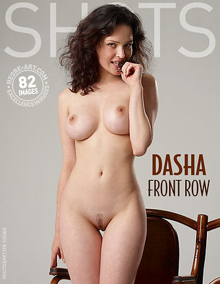 Dasha front row