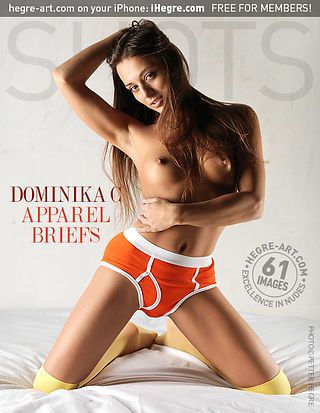 Dominika C apparel briefs