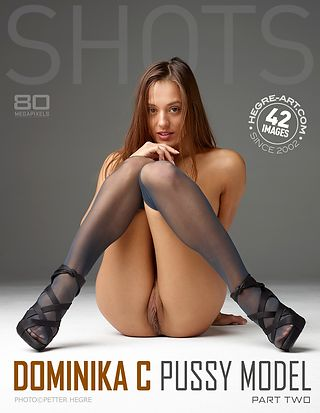 Dominika C pussy model part2