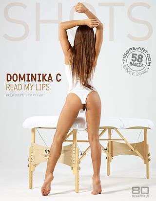 Dominika C read my lips