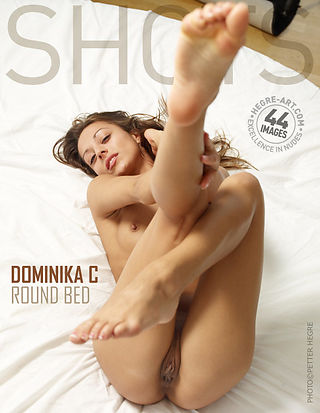 Dominika C round bed