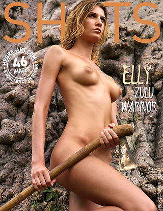 Elly Zulu warrior
